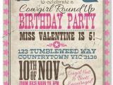 Cowgirl Birthday Invitations Templates Best 25 Cowgirl Birthday Invitations Ideas that You Will