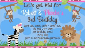 Create and Print Party Invitations Free Free Birthday Party Invitation Templates Free Invitation