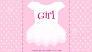 Create Baby Shower Invitation Template Girl Baby Shower Invitations Templates