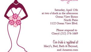 Create Bridal Shower Invitations Free Bridal Shower Invitations Create Free Printable Bridal