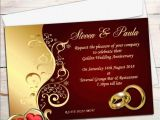 Create Indian Wedding Invitation Card Online Free Indian Wedding Invitation Card Online Free S Adornment