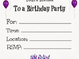 Create Your Own Birthday Party Invitations Free Make Your Own Birthday Invitations Online Free Printable
