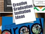 Creative Graduation Invitation Ideas 10 Creative Graduation Invitation Ideas Hative