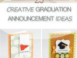 Creative Graduation Invitation Ideas 25 Creative Graduation Announcement Ideas Hative
