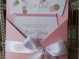 Custom Baby Shower Invitations for Girl Unique Baby Shower Invitations 2015 It S A Girl