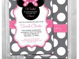 Custom Minnie Mouse Baby Shower Invitations Minnie Mouse Baby Shower Invites Baby Shower Minnie Mouse