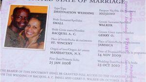 Custom Passport Wedding Invitations Raquel Gerry 39 S Custom Passport Wedding Invites