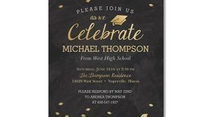 Customized Graduation Party Invitations Personalized Celebrate Graduation Invitations Giftsforyounow