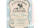 Deer Hunting Baby Shower Invitations Deer Baby Shower Invitations – Gangcraft