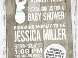 Deer Hunting Baby Shower Invitations Hunting theme Sweet Lil Deer Baby Shower Invitation