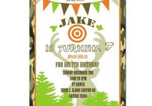 Deer Hunting Birthday Party Invitations Hunting Party Invitation Hunting Birthday by Peachymommy