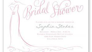 Designer Bridal Shower Invitations Elegant Bride Bridal Shower Invitation Invitations by Dawn