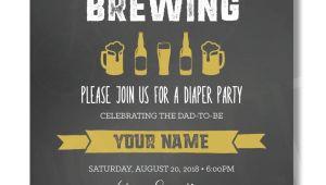 Diaper Party Invitation Template Free 13 Sample Diaper Invitations Psd Vector Eps