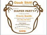 Diaper Party Invitation Template Free Diaper Party Invitations Diaper Party Invitations for