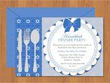 Dinner Party Invitation Template Hanukkah Dinner Party Invitation Editable Template