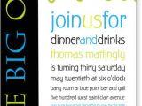 Dinner Party Invite Wording Birthday Dinner Party Invitation Wording