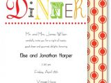 Dinner Party Invite Wording Informal Dinner Party Invitation Wording Cimvitation