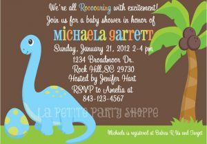 Dinosaur Baby Shower Invitations Online Dinosaur Baby Shower Invitations Template