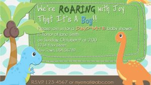 Dinosaur Baby Shower Invitations Online the Fast Lane ♥ Freebie Friday Dinosaur Baby Shower