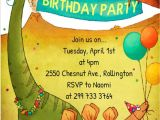 Dinosaur Party Invitation Template Free 17 Dinosaur Birthday Invitations How to Sample Templates