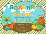 Dinosaur Party Invitation Template Free Invitations for Every Occassion