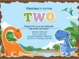 Dinosaur themed Party Invitations 17 Dinosaur Birthday Invitations How to Sample Templates