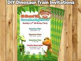 Dinosaur Train Invitations Birthday Dinosaur Train Birthday Invitation Dinosaur by Instabirthday