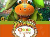 Dinosaur Train Invitations Birthday Dinosaur Train Birthday Invitation Diy Printing Jpeg