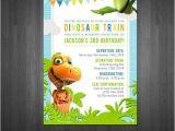 Dinosaur Train Invitations Birthday Dinosaur Train Birthday Invitation