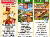 Dinosaur Train Invitations Birthday Dinosaur Train Birthday Invitation You Print Digital File