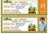 Dinosaur Train Invitations Birthday Pin by Vy Luu On Dinosaur Train Birthday Party Ideas