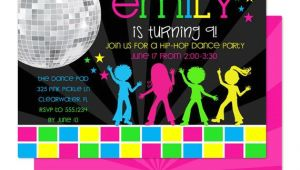 Disco Party Invitation Template 54 Best Invitations Images On Pinterest Birthday Party