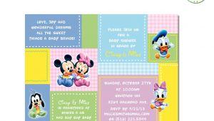 Disney Baby Shower Invites Disney Baby Shower Invitations Templates