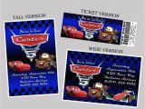 Disney Cars Birthday Party Invitations Templates Disney Cars Birthday Party for Your Boy — Criolla Brithday