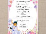 Disney Princess Baby Shower Invites Baby Shower Invitations