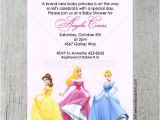 Disney Princess Baby Shower Invites Disney Princess Baby Shower Invitations