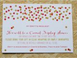 Display Bridal Shower Invitation Wording Display Shower Card Wording Morethanhungry Com Pinterest