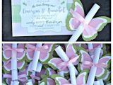 Diy butterfly Birthday Invitations 25 Best Ideas About butterfly Party On Pinterest