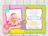 Diy butterfly Birthday Invitations butterfly 1st Birthday Invitation Diy Custom by
