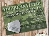 Diy Camo Wedding Invitations Camo Birthday Invitation Diy Printable Invitation Army