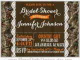 Diy Camo Wedding Invitations Camo Bridal Shower Invitation Lace Wedding Hunting