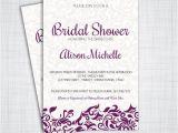 Diy Free Printable Bridal Shower Invitations Elegant Bridal Shower Invitations Diy Printable Invitations