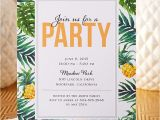 Diy Pool Party Invitation Ideas Best 25 Party Invitations Ideas On Pinterest