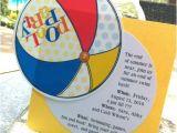 Diy Pool Party Invitation Ideas Free Printable Pool Party Invitation