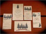 Diy Tree Wedding Invitations Rustic Tree Wedding Invitation Diy Printable Rustic
