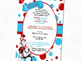 Doctor Seuss Baby Shower Invitations Dr Seuss Baby Shower Invitations Printable Free