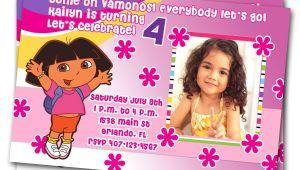 Dora Customized Birthday Invitations Unavailable Listing On Etsy