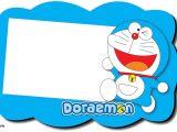 Doraemon Birthday Invitation Template Free Printable Doraemon Birthday Invitations Bagvania