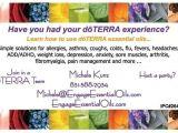 Doterra Party Invites Invite Doterra Oils Uses