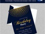 Download Birthday Invitation Template 50 Microsoft Invitation Templates Free Samples
